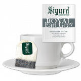 Чай SIGURD™ Royal Earl Grey 2 гр. x 30 пак.